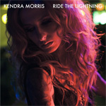 Кавер-версия песни «Ride The Lightning» от Кендры Моррис (Kendra Morris). Аудио