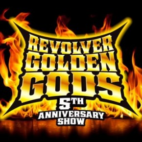 Выступление группы Metallicа на церемонии Revolver Golden Gods Awards 2013 года. Видео