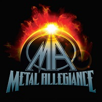 Музыканты из групп Anthrax, Testament, Megadeth, Slayer и Death Angel исполнили песню группы Metallica «Seek & Destroy»